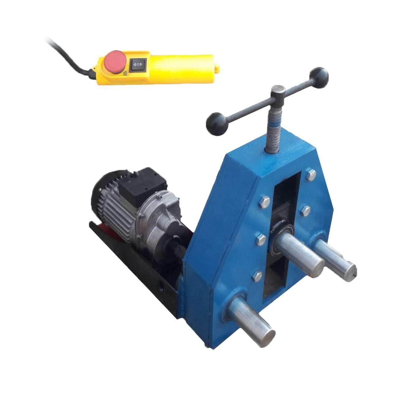 Трубогиб-профилегиб ТПВ-2 с электроприводом METALLSTROI