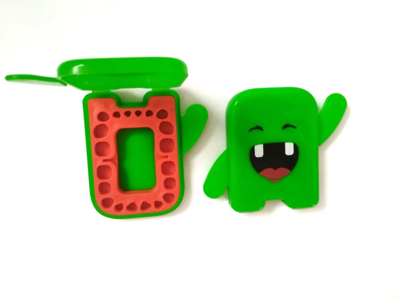 Альбом для молочних зубчиків Angie - 1 шт., зелений