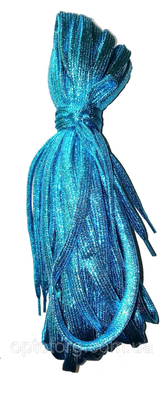 шнурки с люрексом блестящие шнурки оптом и в розницу optotorg.com.ua