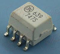 Оптопара ONS HCPL-0639 SOP8