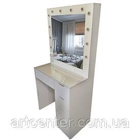 Туалетный столик, стол для парикмахера, визажный столик