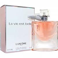 Парфюм женский Lancome La Vie Est Belle 75 ml