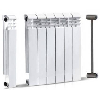 Радиатор Биметаллический Roda 500х96