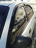 Ветровики, дефлекторы окон  Daewoo Lanos 1997- (Hic), фото 2