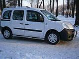 Ветровики, дефлекторы окон Renault Kangoo 2007- (Hic), фото 3