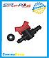 Кран з ущільнювальної гумки для Drip Line SL 011-3, фото 2