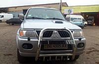 Кенгурятник Mitsubishi Pajero Sport 1996-2009