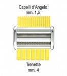 Насадка CAPELLI d'ANGELO/TRENETTE