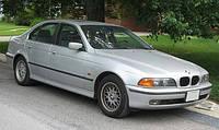 Ветровики, дефлекторы окон BMW Е-39 1995-2003 Sed/Combi (Hic)