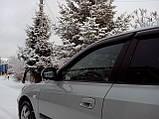 Дефлекторы окон (ветровики) Hyundai  Elantra XD 2000-2006, фото 4