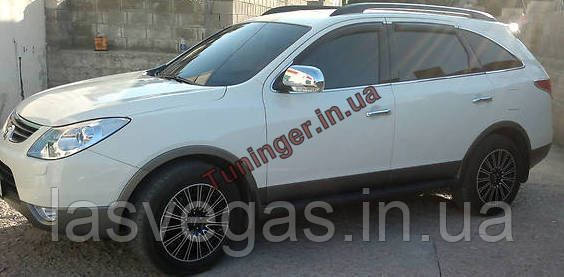 Ветровики, дефлекторы окон Hyundai IX-55 2006-2012