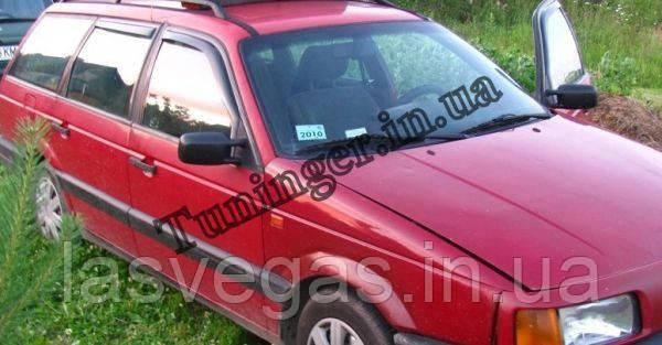 Ветровики, дефлекторы окон Volkswagen B3; B4; combi (Cobra)