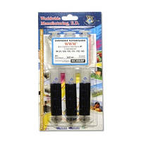 INKJET Refill Kit HP C8767A/8765/9362 Black Pigment (3x20ml) IR3.H30/BP