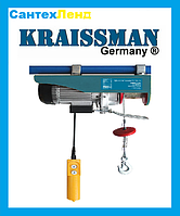 Подъемник электрический Тельфер KRAISSMANN SH 150/300