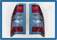 Хром на стопы, окантовка стопов Mercedes Sprinter W901 1995-2006г.
