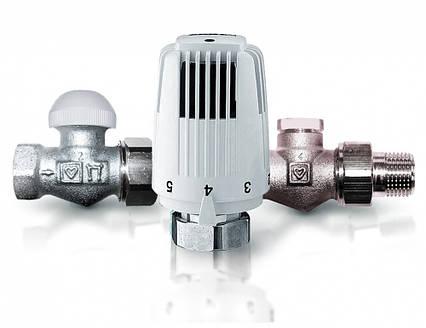 Термостатичний комплект HERZ Classic (TS-90) прямий 1/2 (1726006+1772491+1372441)