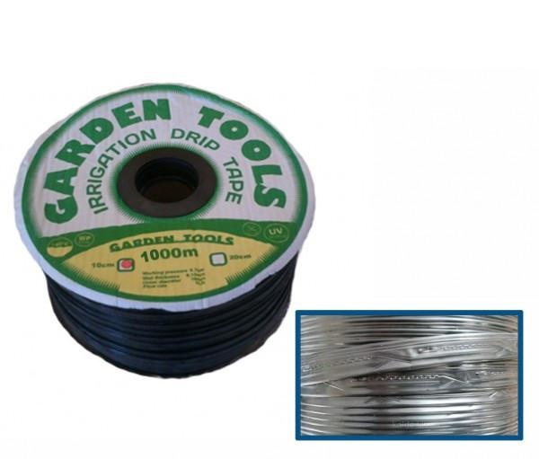 Лента Для Капельного Полива Щелевая Garden Tools 10 см 1000 м