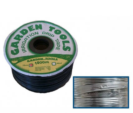 Стрічка Для Крапельного Поливу Щілинна Garden Tools 20 см 1000 м
