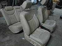 Кожаный салон lexus ls430, фото 1