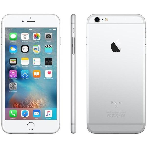 IPhone 6s 16GB  Silver.Полный комплект + коробка
