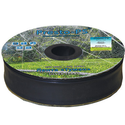 Стрічка Presto-PS Туман Silver Spray D45 100 м