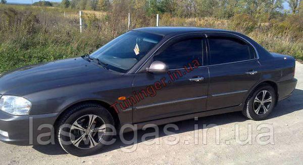 Ветровики Kia Magentis 2000-2006/ Hyundai Sonata EF 1998-2003 (A045)