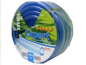 Шланг для поливу Ø 6 мм EXPORT 50 м EVCI PLASTIK (харчової)