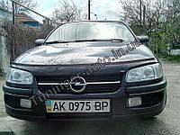 Мухобойка Opel Omega B