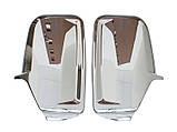 Хром-накладки на зеркала Mercedes Sprinter W906 2006+, фото 4