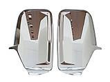 Хром накладки на дзеркала Mercedes Sprinter W906 2006+, фото 4