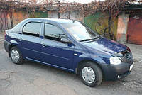 Мухобойка Dacia logan