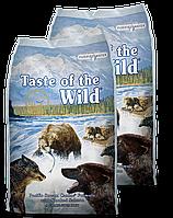 Корм для собак Taste of the Wild Pacific Stream Canine 2x2кг
