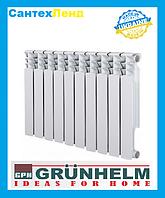 Радиатор Биметаллический Grunhelm 500х80