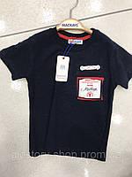 Детские футболки для мальчиков Mackays,разм 3-8лет, фото 1