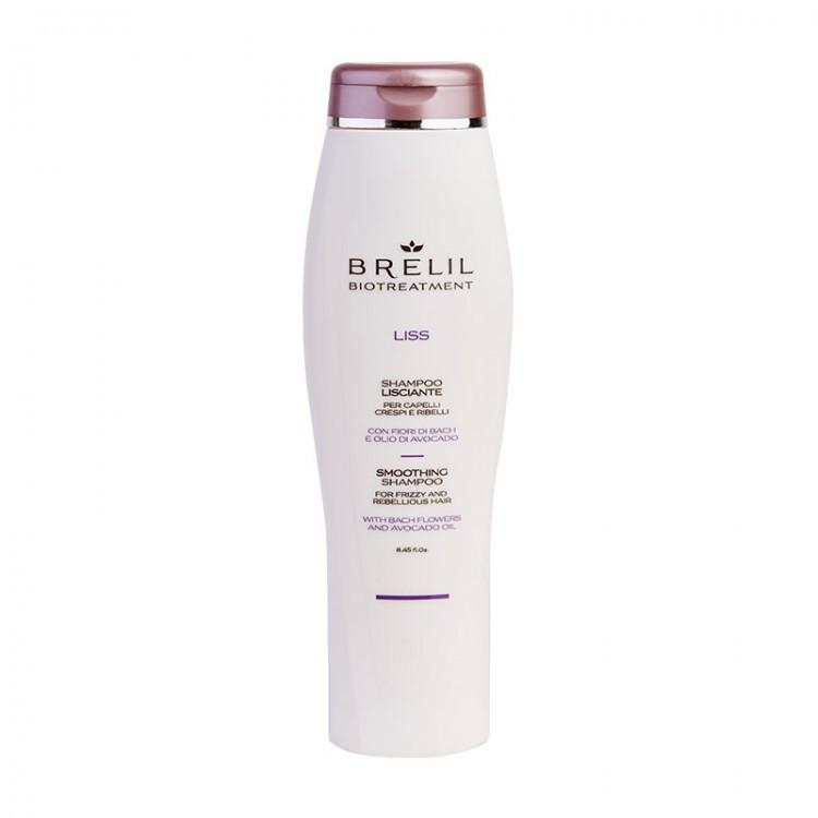 Brelil Biotraitement Liss Шампунь Разглаживание волос 250мл