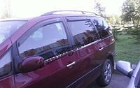 Ветровики, дефлекторы окон Volkswagen  Sharan 1995-2010 (HIC)