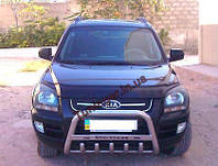 Мухобойка  Kia Sportage 2006-2010