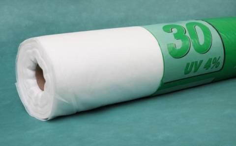 Агроволокно  AGREEN Белое 30гр/м 1,6 Ширина 100м