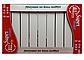 Біметалічні Радіатори Alltermo Super 500x100, фото 4