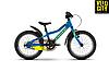 """Детский велосипед Haibike Seet Greedy 16""""  2019 синий"""