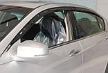 Вітровики, дефлектори вікон Honda Accord 2012-2014 (Autoclover) A162, фото 3