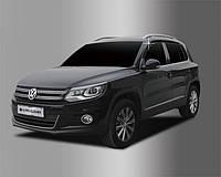 Ветровики, дефлекторы окон Volkswagen Tiguan 2007+(Autoclover), фото 1