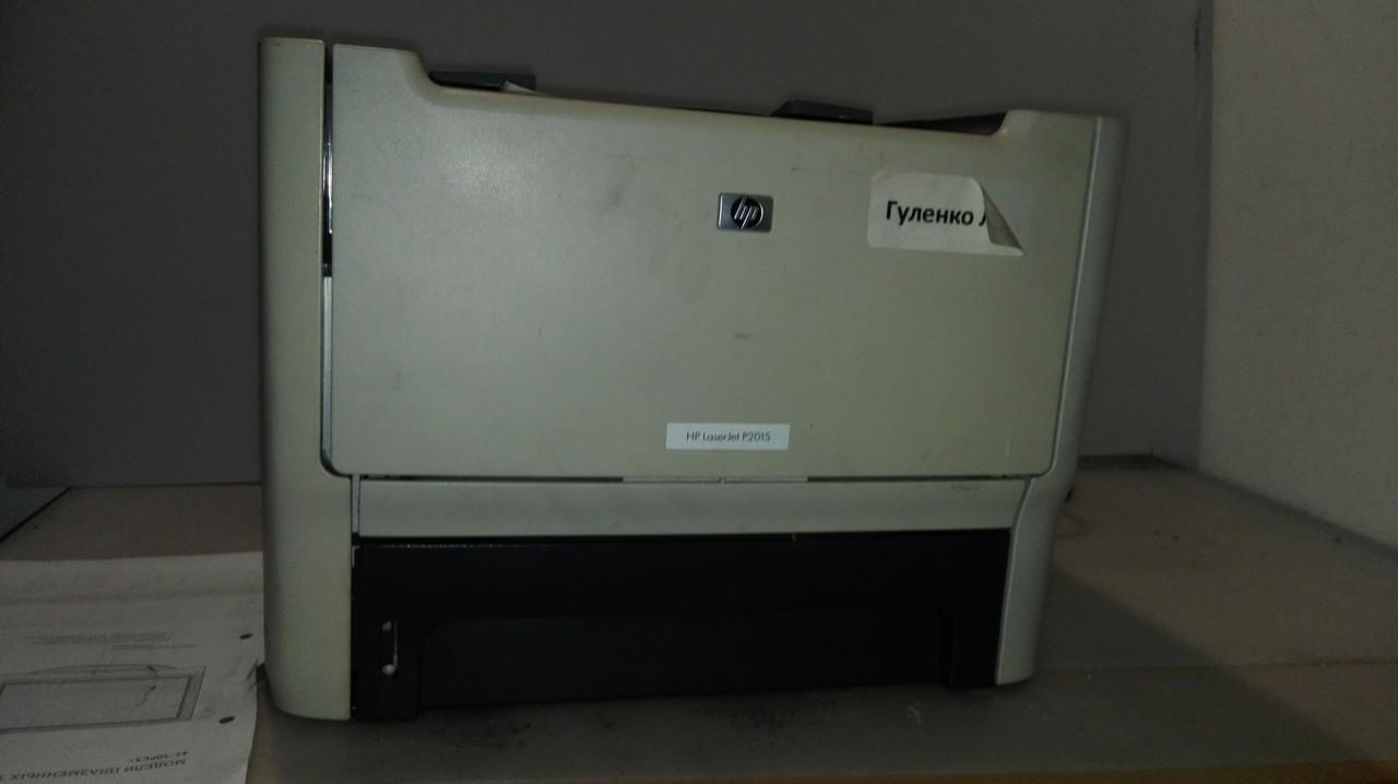 Лазерный принтер hp 2015p (пробег 278841стр) №3