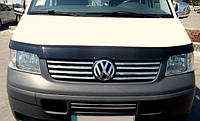 Мухобойка, дефлектор капота Volkswagen T-5 2003-2010 (Fly)