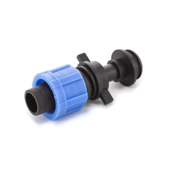 Стартер с резинкой Presto-PS для капельной ленты (PO-0117)