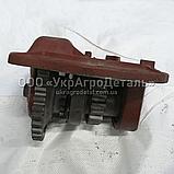 Редуктор КПП ЮМЗ (коробки передач) 40-1701020-Б СБ, фото 3