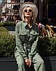 Женский летний брючный костюм SM, ML, фото 6