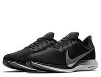 Мужские кроссовки Nike Zoom Pegasus Turbo Black (Реплика)