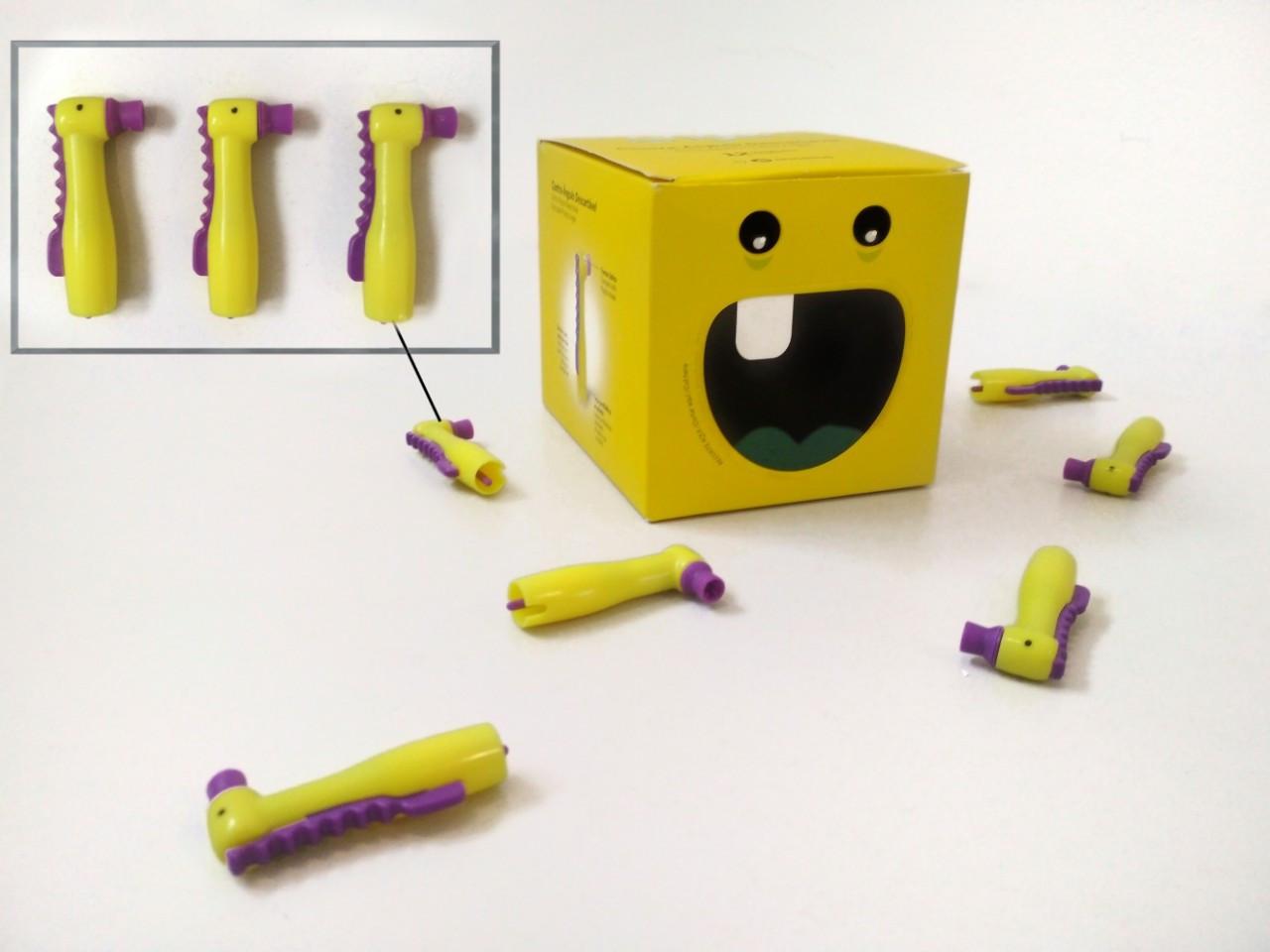 Стоматологічні гумки для полірування Angie - 1 шт.