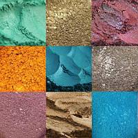 Особенности сухих пигментов для окрашивания бетона